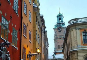 Ols Town Stockholm