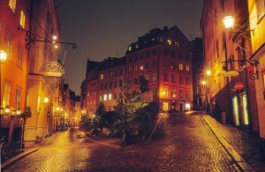Night things to do in Stockholm