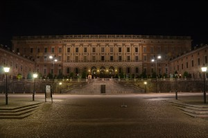 The Stockholm Palace or The Royal Palace