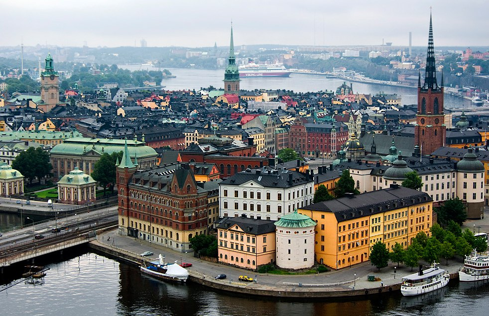 Free Walking Tour in Stockholm 2015