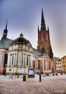 Tour to Riddarholm in Stockholm