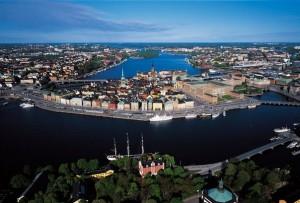 Stockholm sightseeng