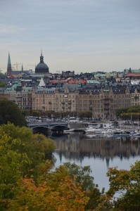 strandvagen Stockholm