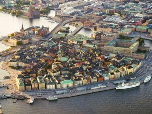 Gamla Stan free walking tour