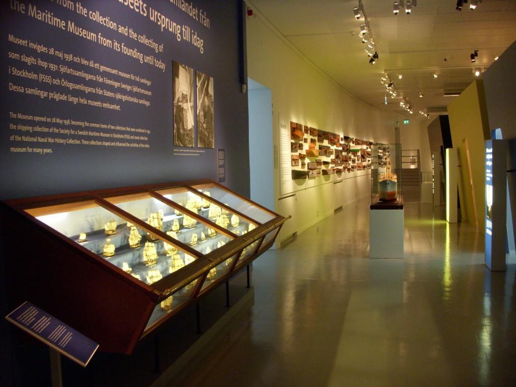El museo marítimo nacional