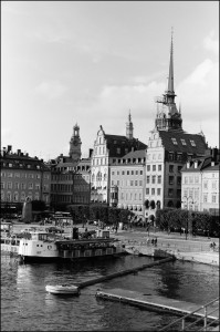 Stockholm is an ancient city