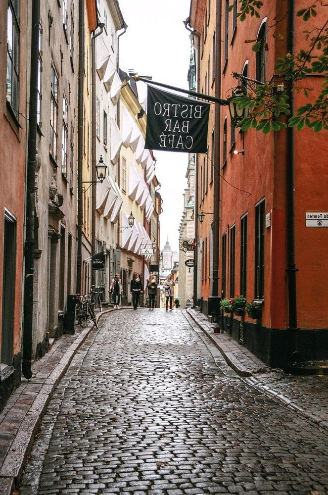 places to visit here in Stockholm and living in stockholm
