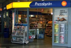 Pressbyrå