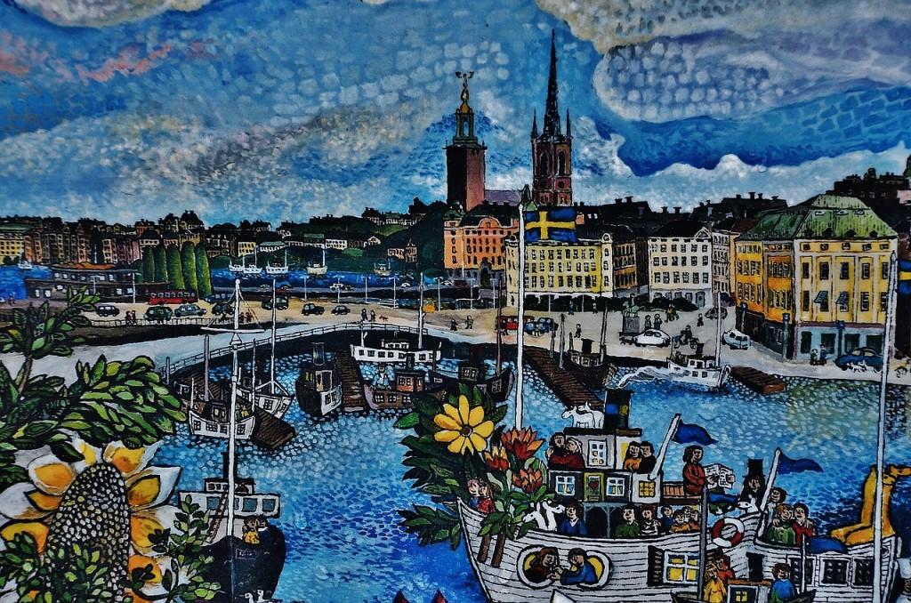 Visit To Stockholm