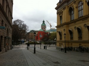 things in Stockholm