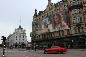 Visit in Stockholm