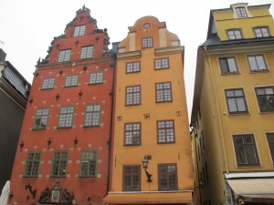 Where to go in Stockholm?