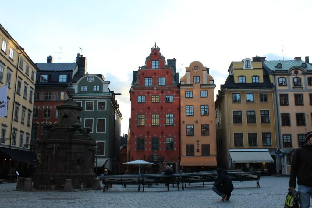 host in Stockholm