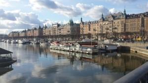 Budget Visit in Stockholm