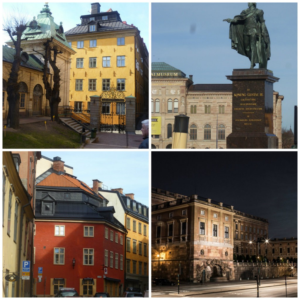 Attractions in Stockholm