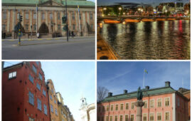 Several Attractions in Stockholm