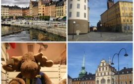 Beautiful Attractions in Stockholm