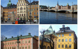 Five attractions in Stockholm