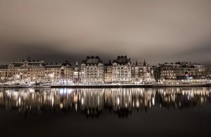 Capitol of Sweden