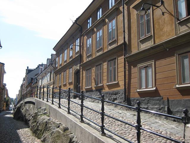 Free walking tour Stockholm