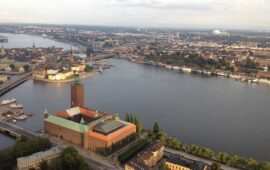 Discover Stockholm, The Funding Of Scandinavia-3
