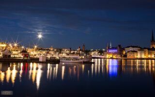 Stockholm – A Soothing Exchange Signal Of City Holidays
