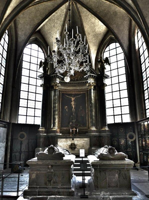 Riddarholm Church (Riddarholmskyrka)