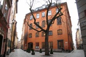 Castanea old town Stockholm