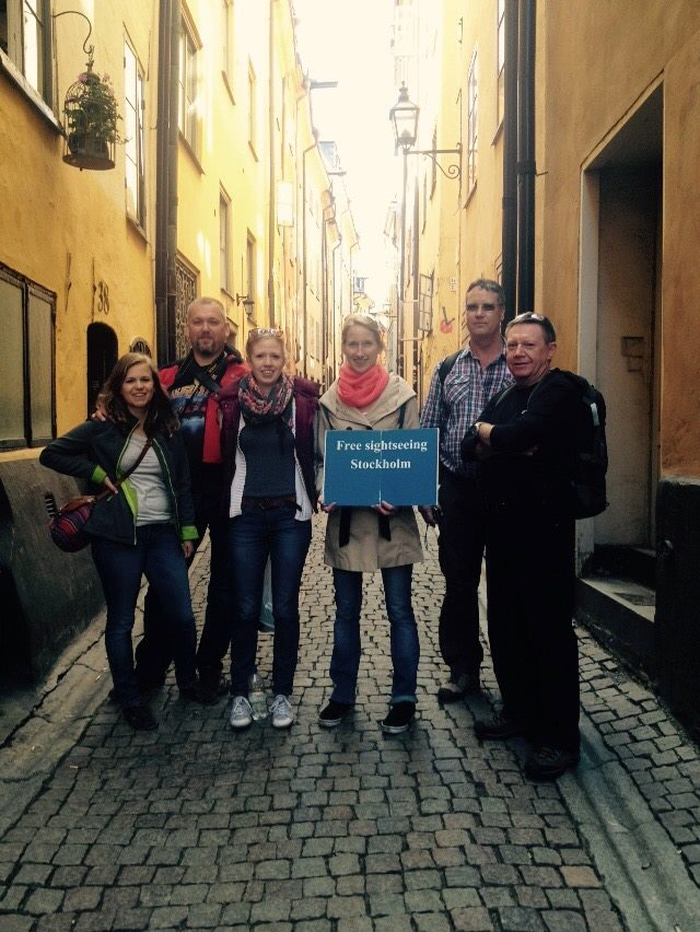 Free walking tours in Stockholm
