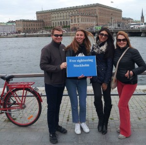 Walking tours in Stockholm for free