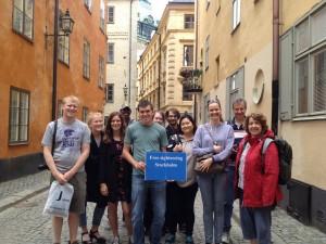 Free walking tours in Stockholm