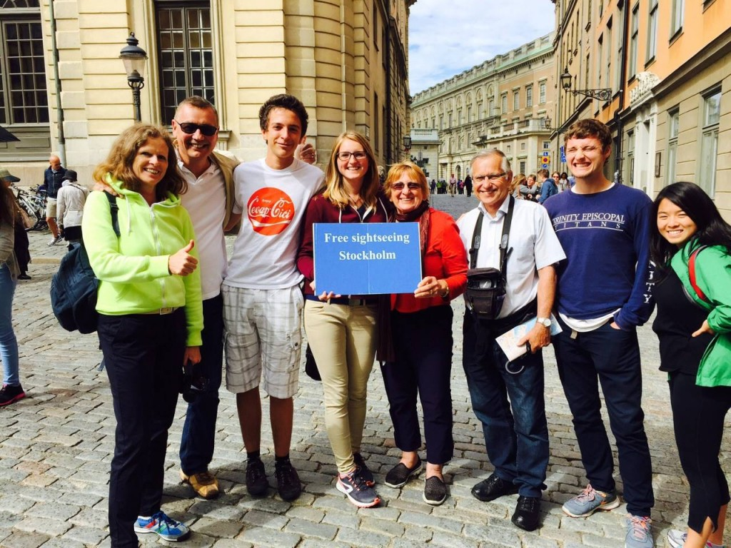 Free tours around Stockholm