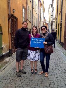 Free tours around Stockholm
