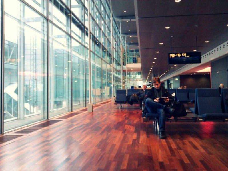 Terminal in Arlanda
