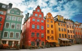 Gamla Stan Tourist Attractions