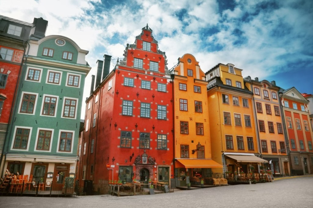 Gamla Stan is also where historical events in Stockholm