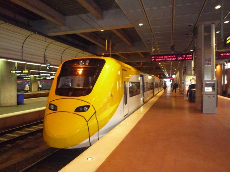 The Arlanda Express