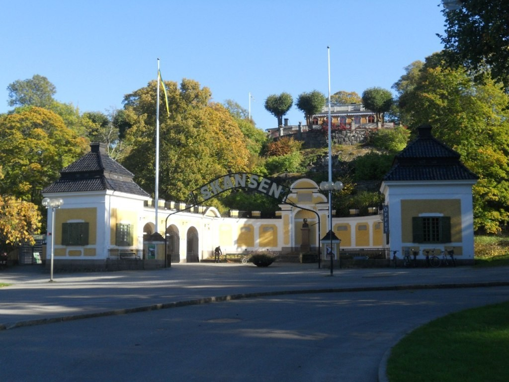 Skansen Museum was born in Stockholm