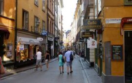Gamla Stan Mysterious City