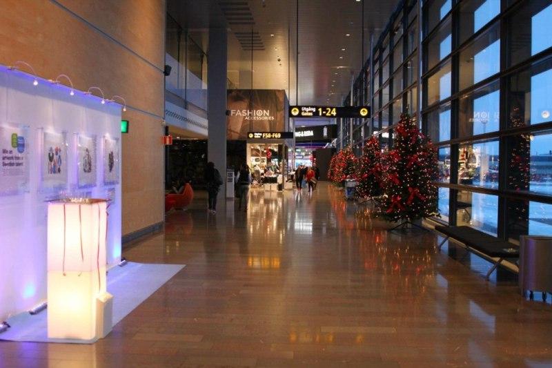 Arlanda's Shopping