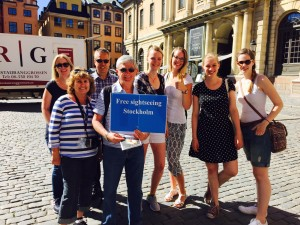 FREE Tour - Stockholm Old Town, August 14