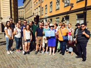 FREE ‪Tour‬ - ‪Stockholm‬ ‪Old Town‬,August 15