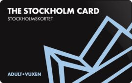 Our Good Experience-The Stockholm Card