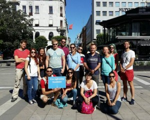 Free walking tour Stockholm City