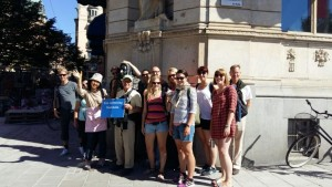 free Stockholm walking tour