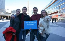 Free tours-ice bar Stockholm