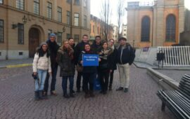 Walking tours-Stockholm events
