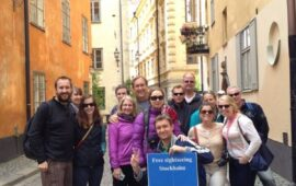 Free walking tours-travel to Stockholm