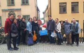 Free walking tours-Stockholm b&b