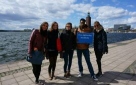 Free walking tours-places to visit in Stockholm Sweden